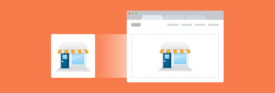 Embed Merchium into a custom website από την Hosting Store