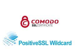 Comodo PositiveSSL Wildcard από την Hosting Store